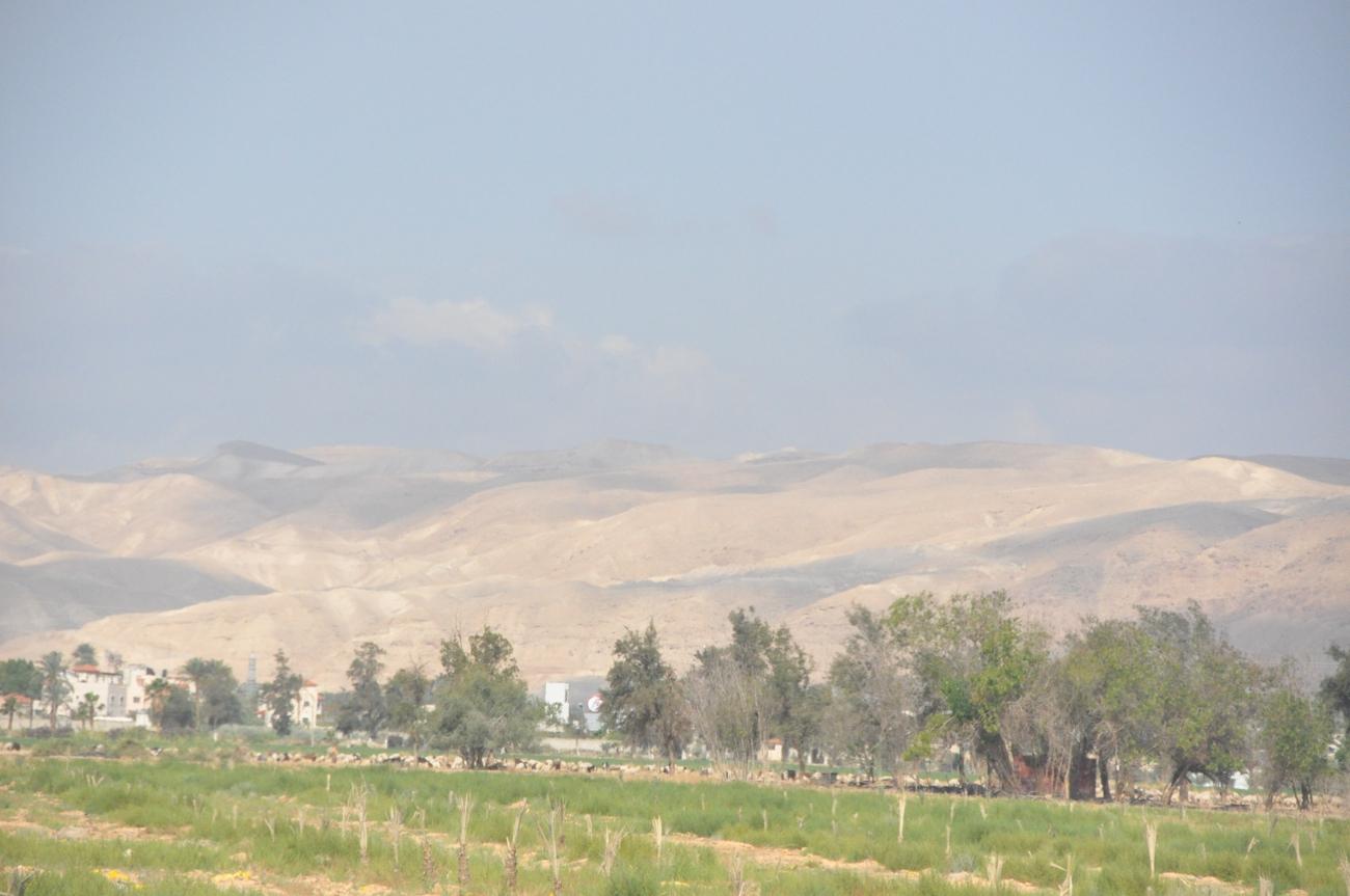 La montagne et la vallée