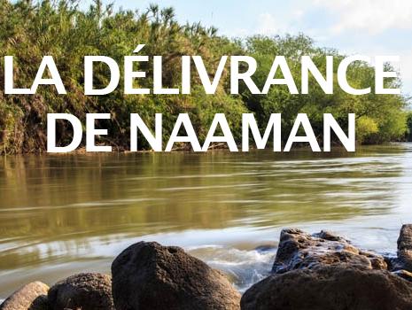 La délivrance de Naaman